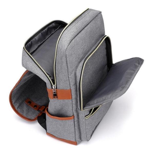 リュック レディース キャンバス USBポート付き おしゃれ 可愛い 高校生 大容量 A4 リュックサック デイパック 鞄 防水 特典 |hfs05|08