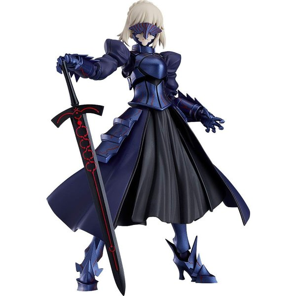 figma Fate/stay night [Heaven's Feel] セイバーオルタ 2.0 ノンスケール ABS&PVC製 塗装済み可動フィギュア|hfs05