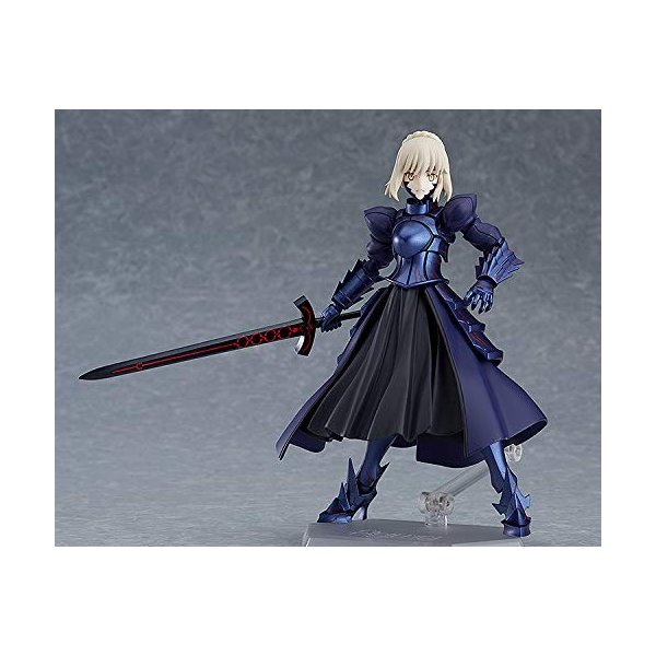 figma Fate/stay night [Heaven's Feel] セイバーオルタ 2.0 ノンスケール ABS&PVC製 塗装済み可動フィギュア|hfs05|02