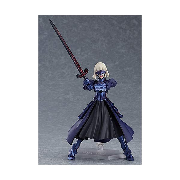 figma Fate/stay night [Heaven's Feel] セイバーオルタ 2.0 ノンスケール ABS&PVC製 塗装済み可動フィギュア|hfs05|04