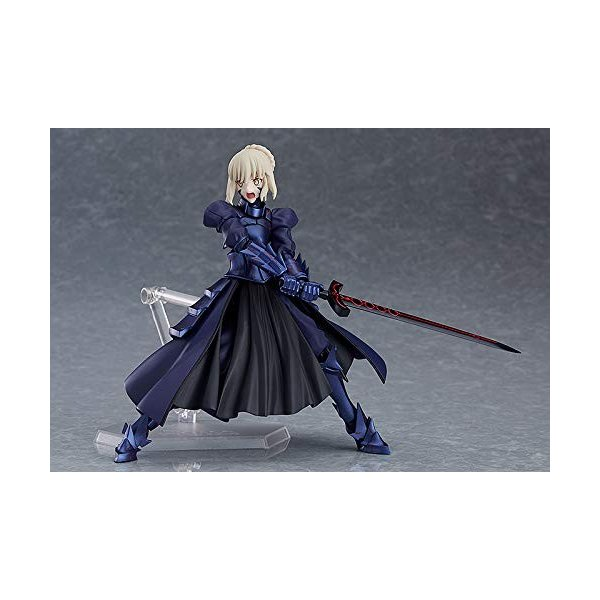figma Fate/stay night [Heaven's Feel] セイバーオルタ 2.0 ノンスケール ABS&PVC製 塗装済み可動フィギュア|hfs05|05