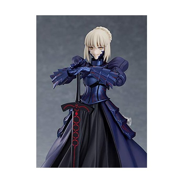 figma Fate/stay night [Heaven's Feel] セイバーオルタ 2.0 ノンスケール ABS&PVC製 塗装済み可動フィギュア|hfs05|06