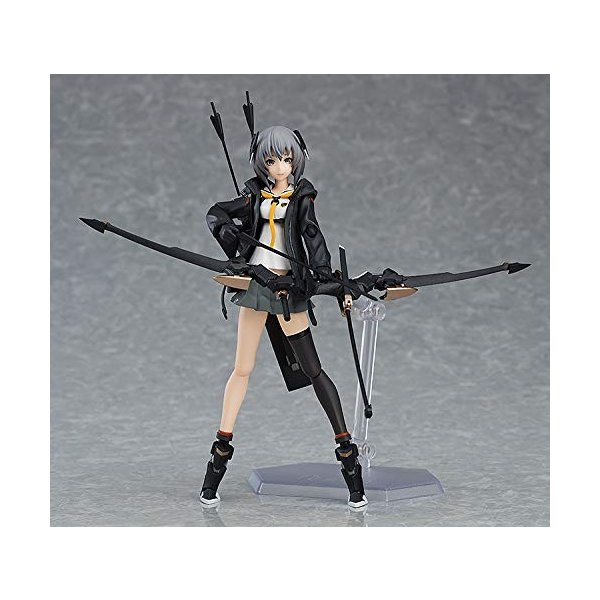 figma 重兵装型女子高生 陸 ノンスケール ABS&PVC製 塗装済み可動フィギュア hfs05 03