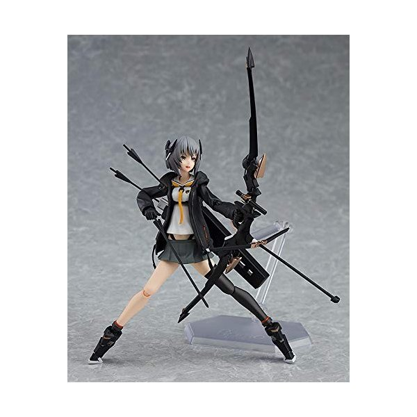 figma 重兵装型女子高生 陸 ノンスケール ABS&PVC製 塗装済み可動フィギュア hfs05 04