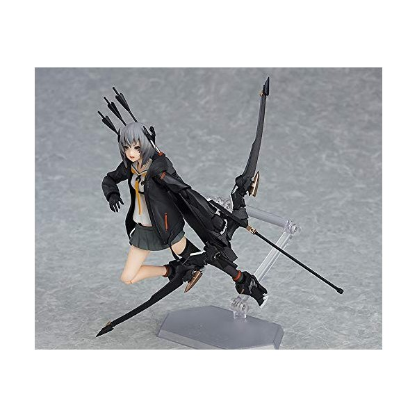 figma 重兵装型女子高生 陸 ノンスケール ABS&PVC製 塗装済み可動フィギュア hfs05 05