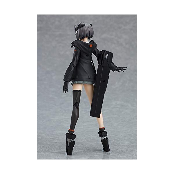figma 重兵装型女子高生 陸 ノンスケール ABS&PVC製 塗装済み可動フィギュア hfs05 07