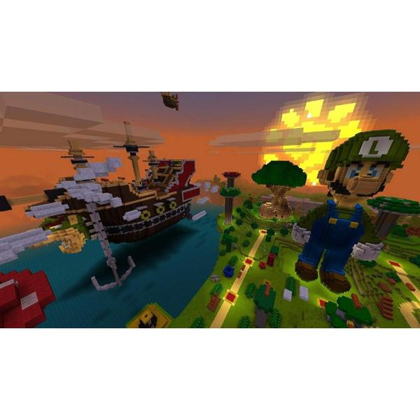 Minecraft マインクラフト マイクラ Switch 追加コンテンツ スーパーマリオ マッシュアップ 付き + 他 コンテンツ ニンテンドースイッチ|hfs05|09