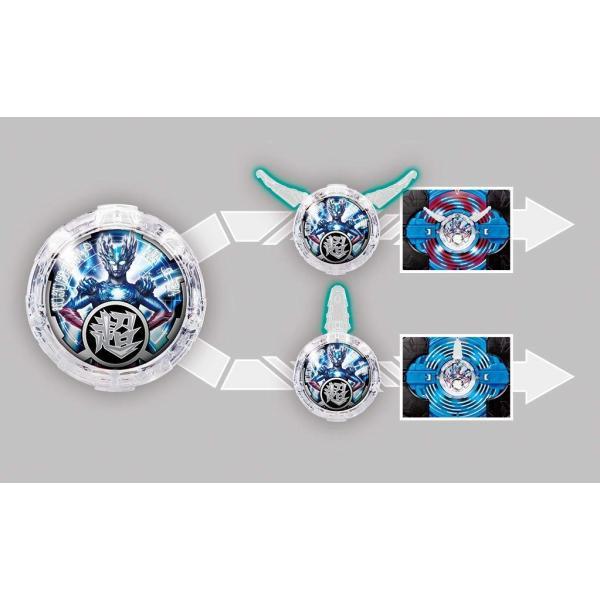 ウルトラマンR/B(ルーブ) DXルーブクリスタルセット05|hfs05|06