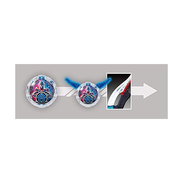 ウルトラマンR/B(ルーブ) DXルーブクリスタルセット05|hfs05|08