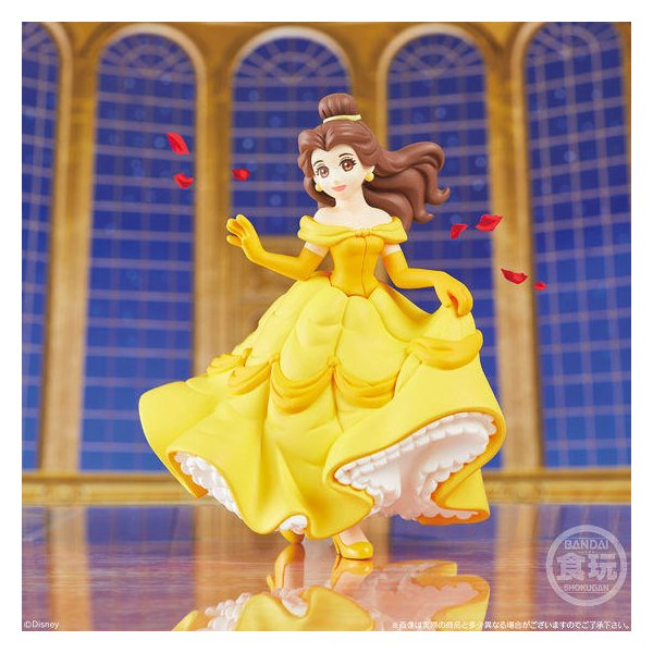 Disney プリュネルドール2 選べる食玩・清涼菓子 (ディズニープリンセス)|hfs05|02