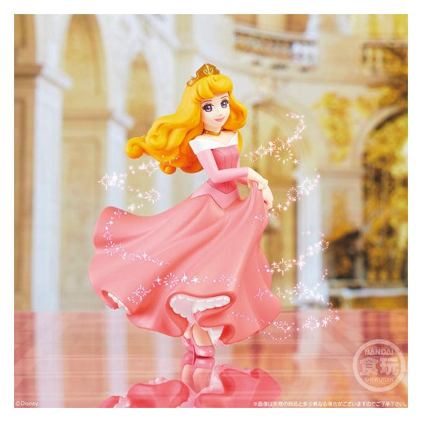Disney プリュネルドール2 選べる食玩・清涼菓子 (ディズニープリンセス)|hfs05|03