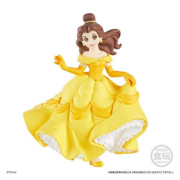 Disney プリュネルドール2 選べる食玩・清涼菓子 (ディズニープリンセス)|hfs05|06