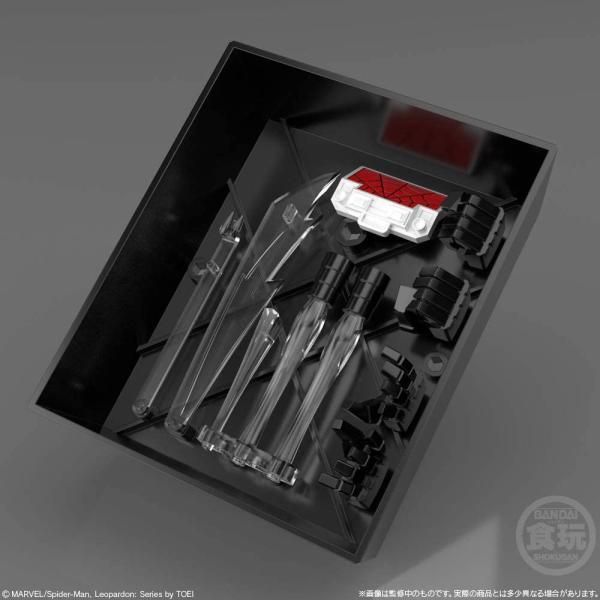 スーパーミニプラ スパイダーマン レオパルドン (1個入) 食玩・清涼菓子 (スパイダーマン) hfs05 09