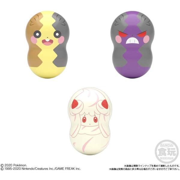 クーナッツ ポケモン 4 (14個入) 食玩・ガム|hfs05|04