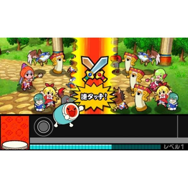 太鼓の達人 ドコドン! ミステリーアドベンチャー - 3DS|hfs05|05