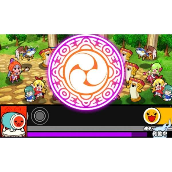太鼓の達人 ドコドン! ミステリーアドベンチャー - 3DS|hfs05|06