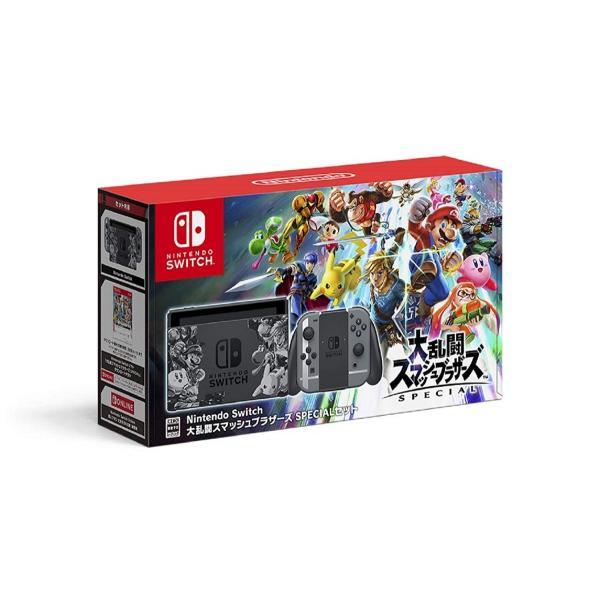 Nintendo Switch 大乱闘スマッシュブラザーズ SPECIALセット|hfs05