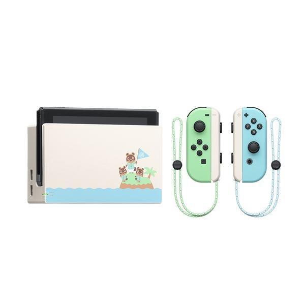 Nintendo Switch あつまれどうぶつの森セット hfs05 02