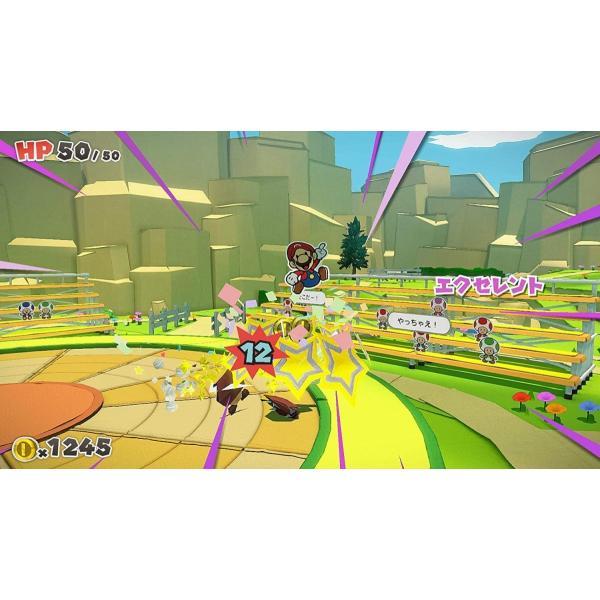 ペーパーマリオ オリガミキング -Switch|hfs05|08