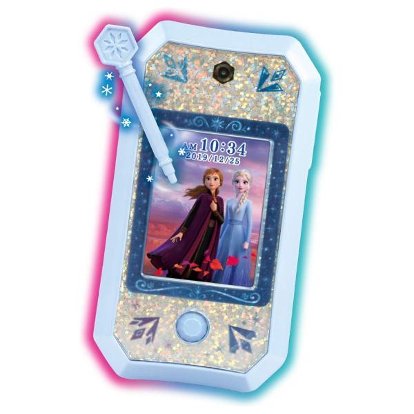 ディズニー アナと雪の女王2 キラキラ スマートパレット アイスブルー 初回特典付|hfs05|02