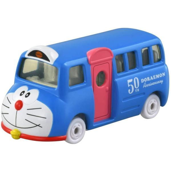 トミカドリームトミカNo.158ドラえもん50thAnniversaryラッピングバス