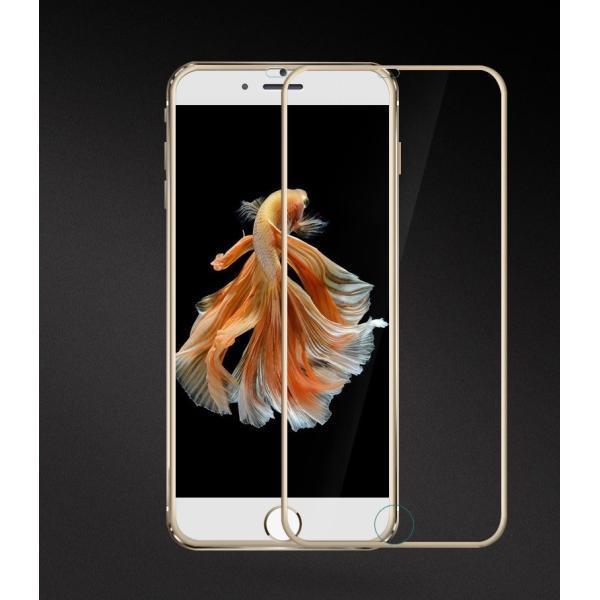iPhone7 / iPhone8 / iPhone7 plus / iPhone8 plus 3Dガラスフィルム  9H硬度 液晶保護|hfs05