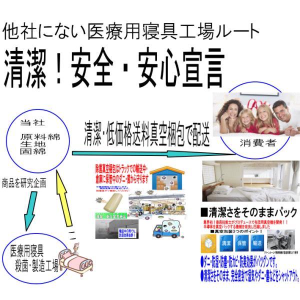 布団セット シングルサイズ 日本製 制抗菌・防ダニアレルギーの方 ドクターEs-0ウォシュ洗える組布団セットシングル6ND|hghr|17