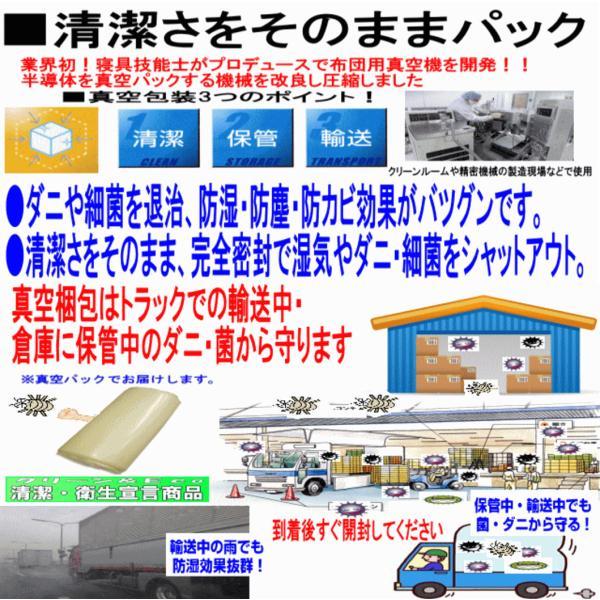 布団セット シングルサイズ 日本製 制抗菌・防ダニアレルギーの方 ドクターEs-0ウォシュ洗える組布団セットシングル6ND|hghr|19