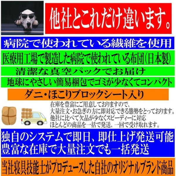 布団セット シングルサイズ 日本製 制抗菌・防ダニアレルギーの方 ドクターEs-0ウォシュ洗える組布団セットシングル6ND|hghr|10