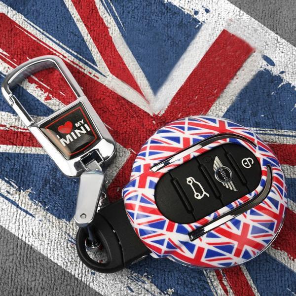 【同梱注文 おまけ付き】BMW ミニ MINI クーパー パーツ アクセサリー カスタム 用品 キーケース キーホルダー MN153|hhhyautoaccessory|02