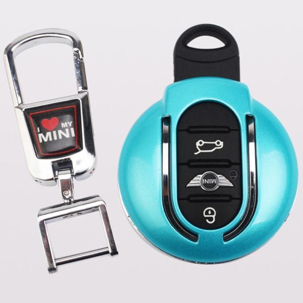 【同梱注文 おまけ付き】BMW ミニ MINI クーパー パーツ アクセサリー カスタム 用品 キーケース キーホルダー MN153|hhhyautoaccessory|04