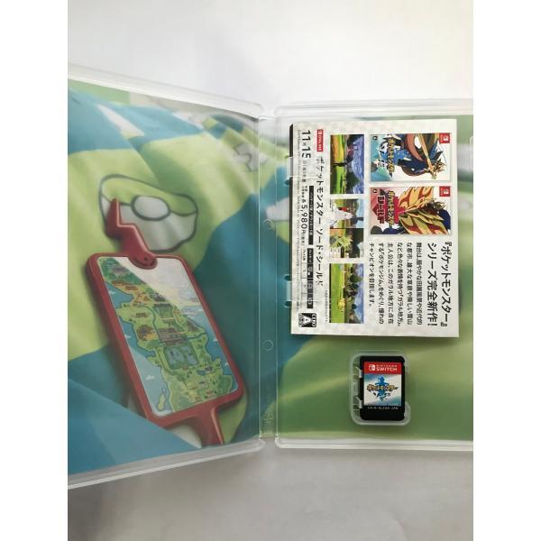 Switch  ポケットモンスター ソード 中古 hhshop 02