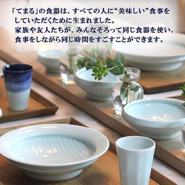 ( 陶來 / てまるの器 ) ユニバーサル食器 てまる椀 ( 小 ) ユニバーサル 介護 子供 食器 陶器 hi-select 04