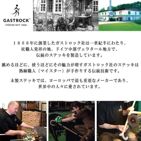 ( ドイツ製ガストロック / つえ ステッキ ) 高級木製杖 シルバーエレガンス 高級ステッキ 一本杖 おしゃれ 高齢者 シニア プレゼント ギフト 敬老の日 hi-select 06