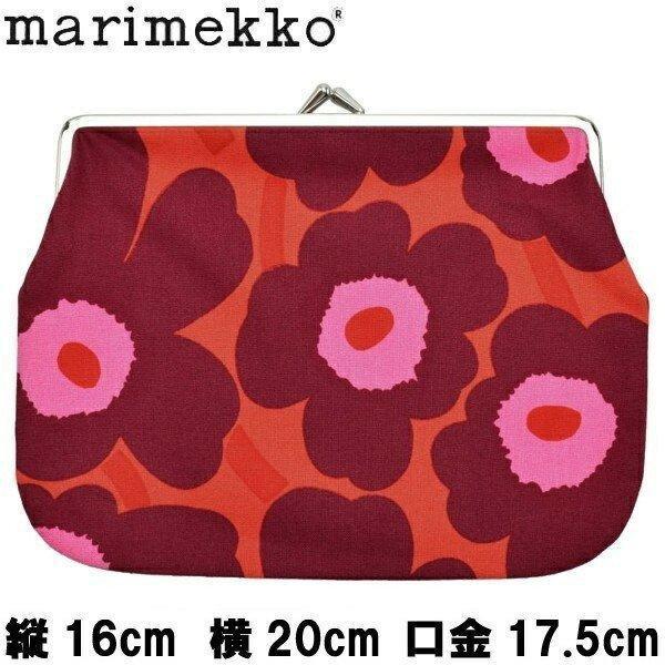 マリメッコ ポーチ プオリカス クッカロ ミニ MARIMEKKO 01-74036753