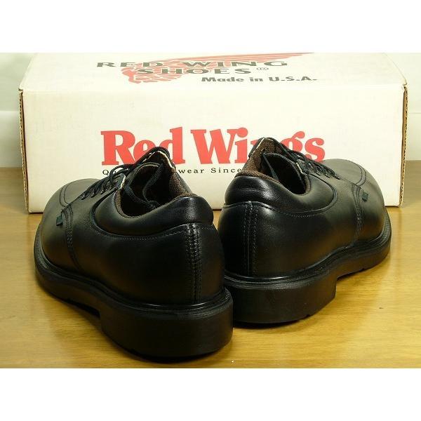 REDWING レッドウィング ブーツ ポストマン 107 メンズ 黒 85300037|hi-style|02
