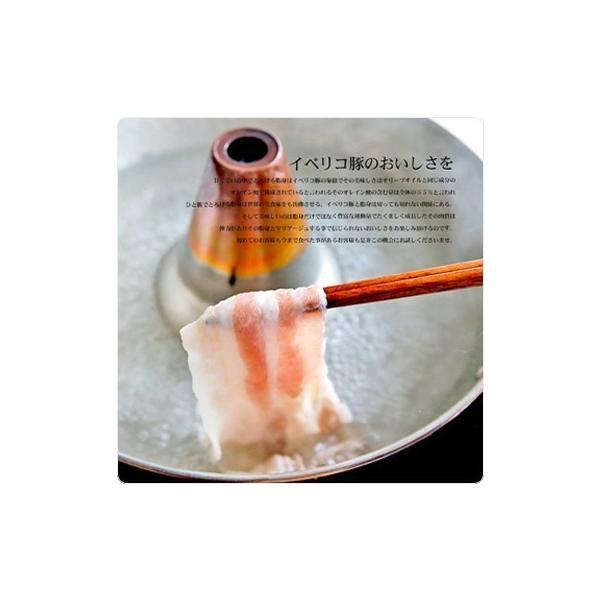イベリコ豚 しゃぶしゃぶ たっぷり1kg 送料無料 本場 スペイン産 豚肉 イベリコ豚のしゃぶしゃぶ用 200g×5枚=1kg分をお届け|hi-syokuzaishitsu|10