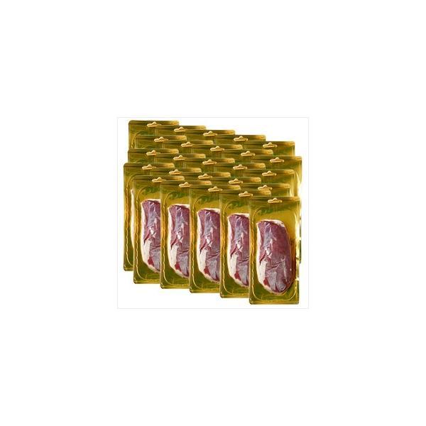 鴨肉ロース 5kg箱売り フィレドカナール チェリバレー種 ステーキカット 合鴨ロース 200-240サイズ/約20枚-25枚程度入ってます。/5kg