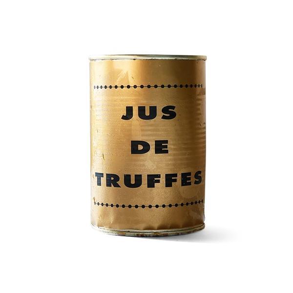 フランス産:ウインタートリュフジュースエキストラ 400g缶 冷蔵のみ D+1