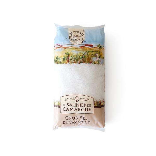 グロセル 食塩 1kg フランス カマルグ産