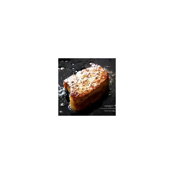フォアグラ カナール(鴨のフォアグラ)丸ごと1玉 世界三大珍味  フォワグラ 約400g〜500g|hi-syokuzaishitsu|02