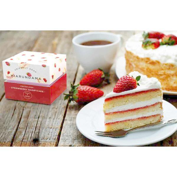 ひあるん玉せっけん ストロベリーショートケーキ|hiarundama-store|05