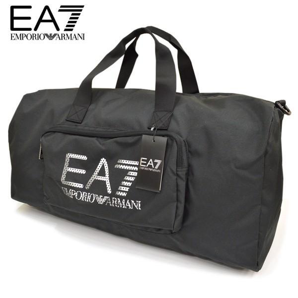 ボストンバック アルマーニ メンズ EA7 イーエーセブン スポーツバッグ ear17s001 CC732 275664 ブラック