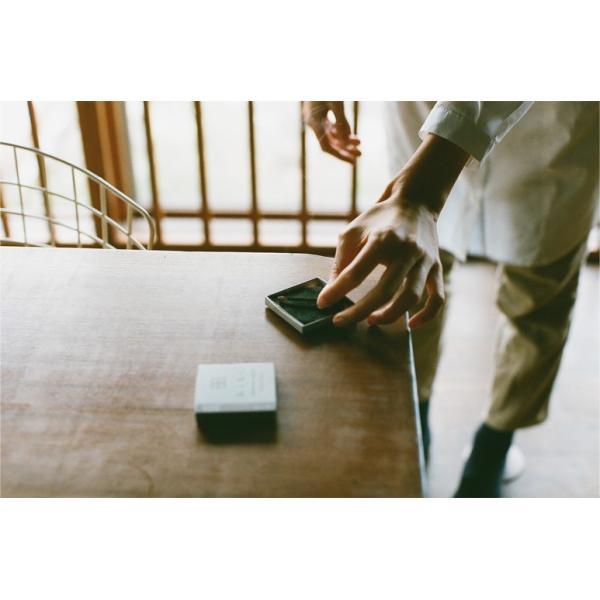 deep レギュラーボックス アンバー(専用マット付)|hibi-aroma|05