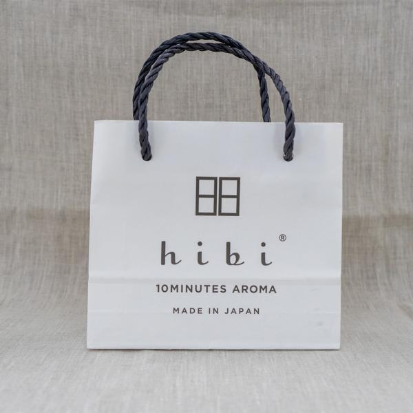 特別な日に贈るhibi バレンタイン&ホワイトデー限定パッケージ(ペーパーバック付)|hibi-aroma|03