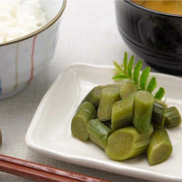 山菜 山うど醤油漬 100g ご飯のお供 国産|hida-yama-sachi|04