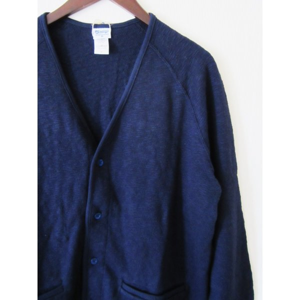 TIEASY AUTHENTIC CLASSIC Tieasy ORIGINAL CARDIGAN ティージー オリジナルカーディガン _DK Navy|hidingplace|02