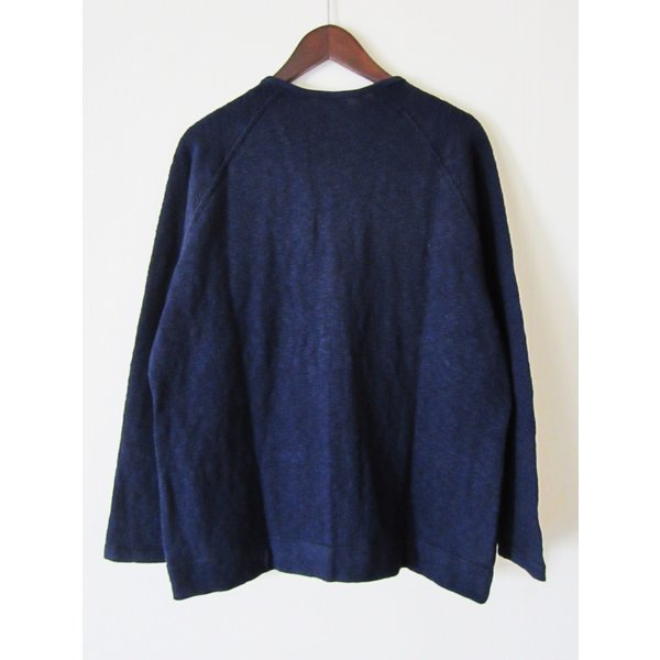 TIEASY AUTHENTIC CLASSIC Tieasy ORIGINAL CARDIGAN ティージー オリジナルカーディガン _DK Navy|hidingplace|03