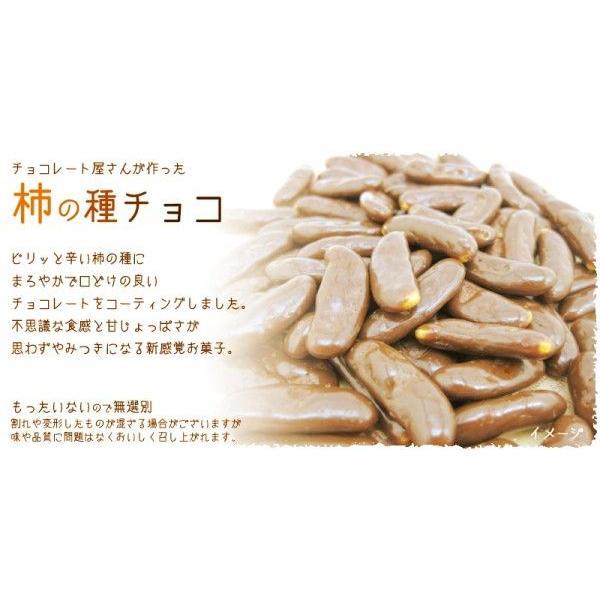 【徳用】柿の種チョコ450g (150g×3個 チャック付袋入) 無選別 訳ありチョコレート【もったいない本舗】|higano-mottainai|05