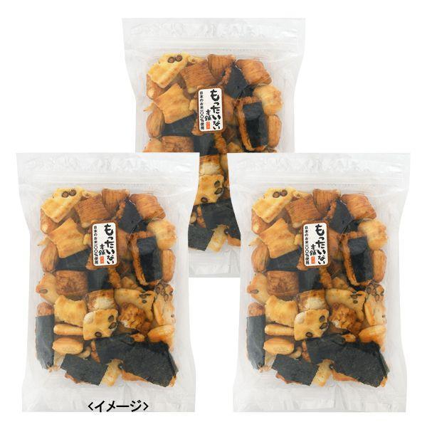 【徳用】ミックスおかき720g (240g×3個 チャック付袋入) 醤油・のり色々 国内産米100%使用 訳あり こわれせん(久助)【もったいない本舗】|higano-mottainai|04